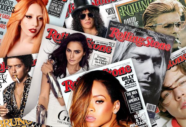 Venden parte de la revista Rolling Stone por un valor de $100 mdd