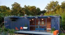 Headbang Construye una casa con contenedores desde $2,000 dólares