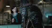 "Headbang ""The Shape of Water"" de Guillermo del Toro la favorita en los Globos de Oro"