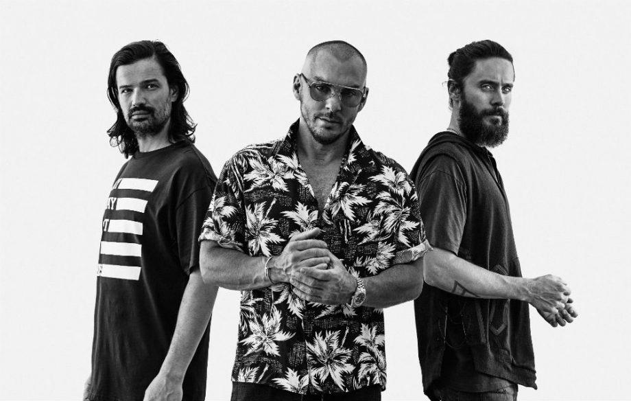30 Seconds to Mars regresa a México para el Machaca 2018