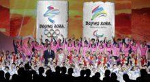 Headbang Los Juegos Olímpicos de Invierno de Pekin 2022 ya tienen logo y Jackie Chan nos lo cantó