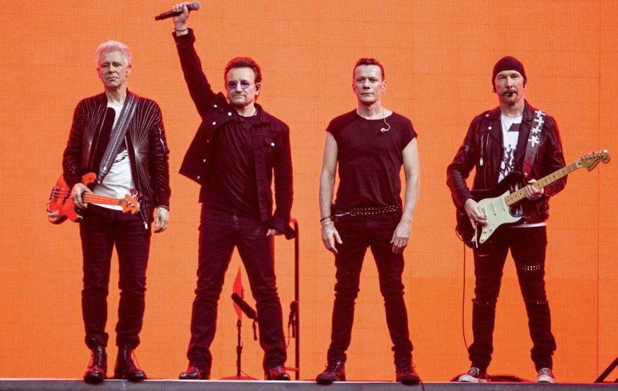 """""""Songs of Experience"""" el nuevo álbum de U2"""