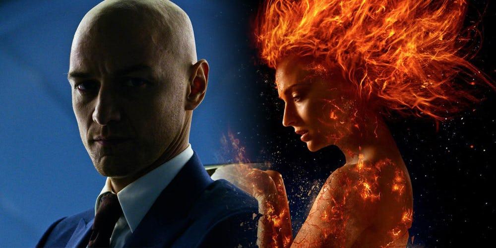 Ve las primeras imágenes de X-Men: Dark Phoenix