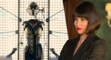 "Headbang Así se ve Evangeline Lilly como ""The Wasp"" en Ant-Man 2"