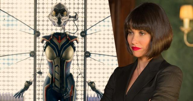 """Así se ve Evangeline Lilly como """"The Wasp"""" en Ant-Man 2"""