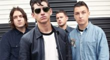Headbang Arctic Monkeys regresan a los escenarios