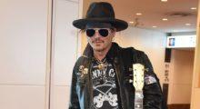 Headbang Johnny Deep podría venir a México para este festival de rock