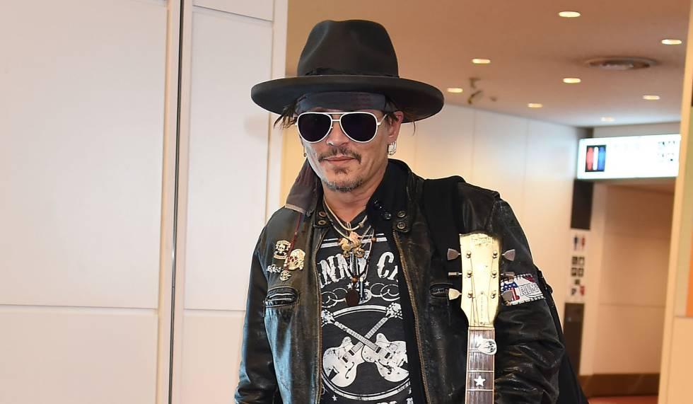 Johnny Deep podría venir a México para este festival de rock
