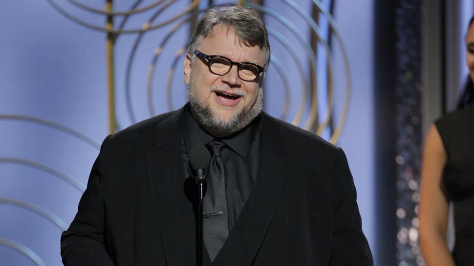 Guillermo del Toro, el Mejor Director en los Golden Globes 2018