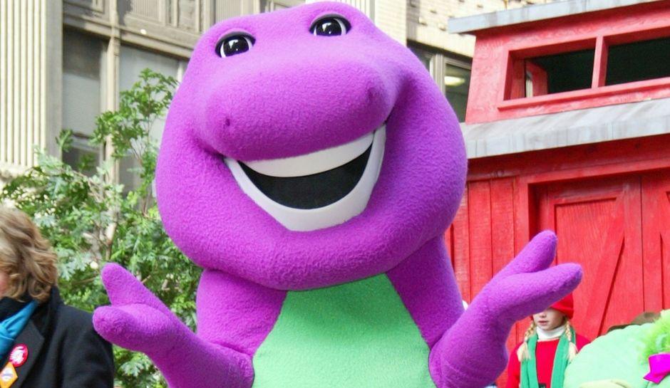 Barney el Dinosaurio ahora es terapeuta sexual