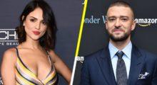 Headbang Éste es el candente video entre Eiza González y Justin Timberlake