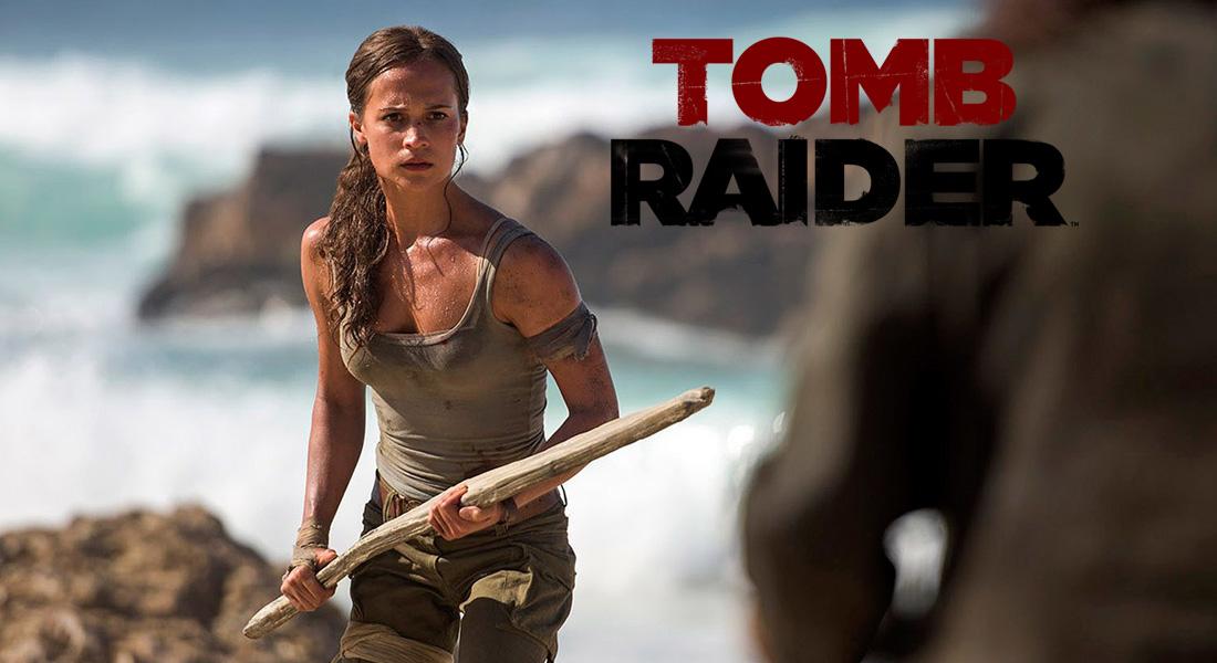 Llega el segundo Trailer del remake de Lara Croft: Tomb Raider