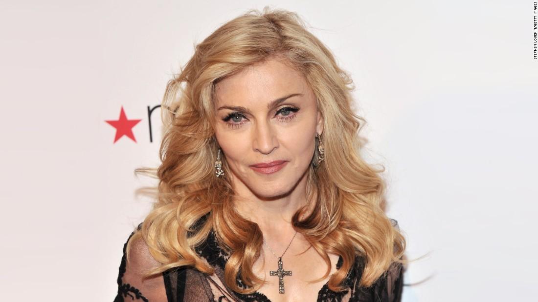 Esta es la foto de Madonna que está creando un debate en redes