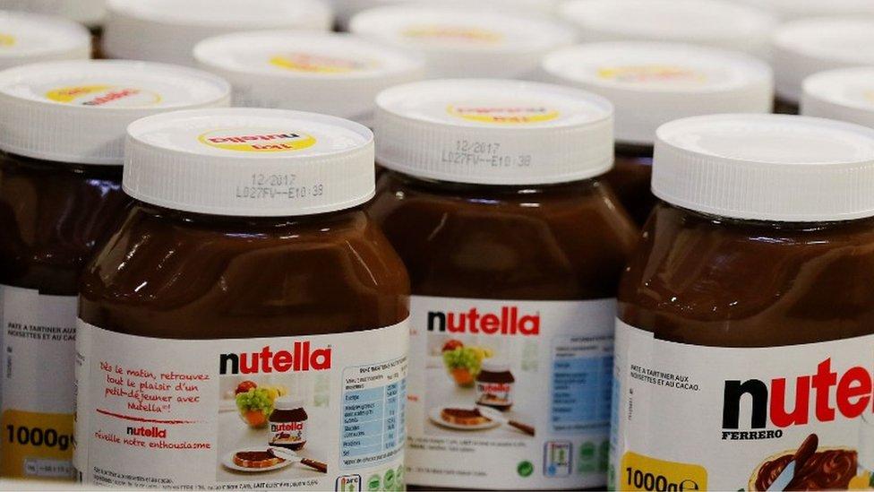 Golpes, violencia y caos por venta de Nutella en Francia