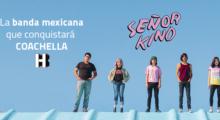Headbang Señor Kino, la banda mexicana que hará que olvides a Los Ángeles Azules en Coachella.