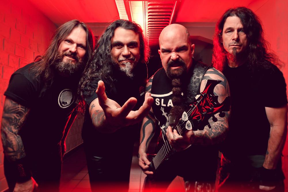 Slayer die adiós a los escenarios