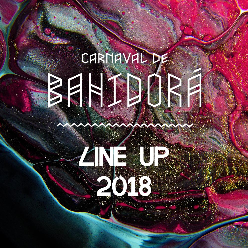 Así quedó el Carnaval Bahidorá 2018