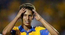 Headbang Este jugador mexicano sufrió un accidente en año nuevo por jugar con pirotecnia