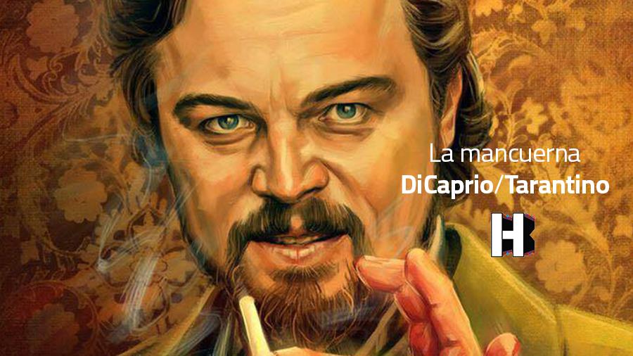Leonardo DiCaprio será parte del nuevo film de Quentin Tarantino
