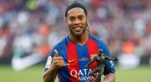 Headbang Cuelga los botines, Ronaldinho anunció su retiro del futbol