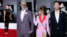 Headbang Un rosa blanca, el emblema de protesta en los Grammy
