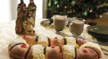Headbang Aunque el chocolate siempre es opción, aquí hay otras bebidas para acompañar tu rosca