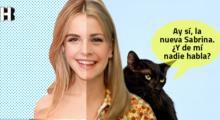 """Headbang Ya tenemos actriz para el remake de """"Sabrina la Bruja Adolescente"""""""