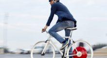 """Headbang """"The Copenhagen Wheel"""" la rueda que convertirá las bicis en eléctricas"""