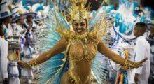 Headbang El carnaval de Sao Paulo pone un toque mexicano