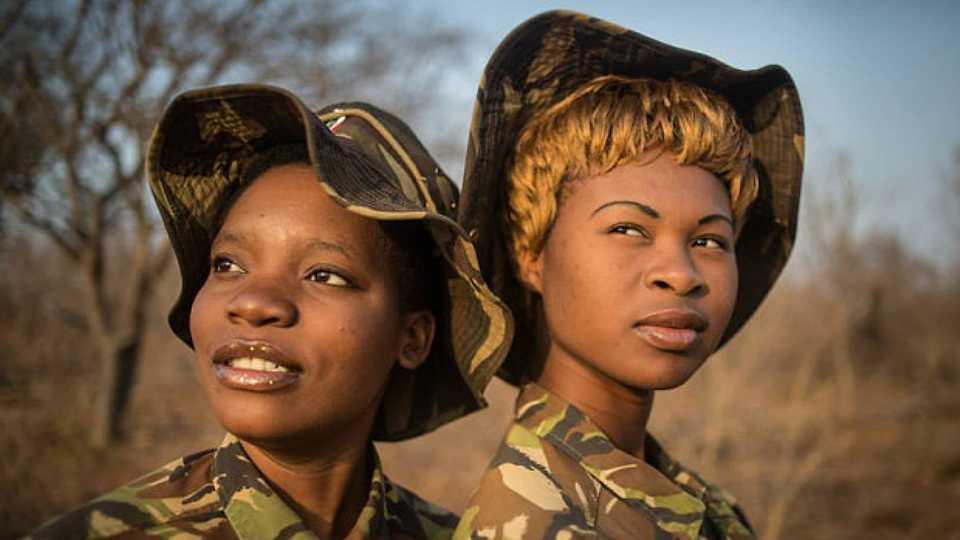 Ellas son las defensoras de los animales en África