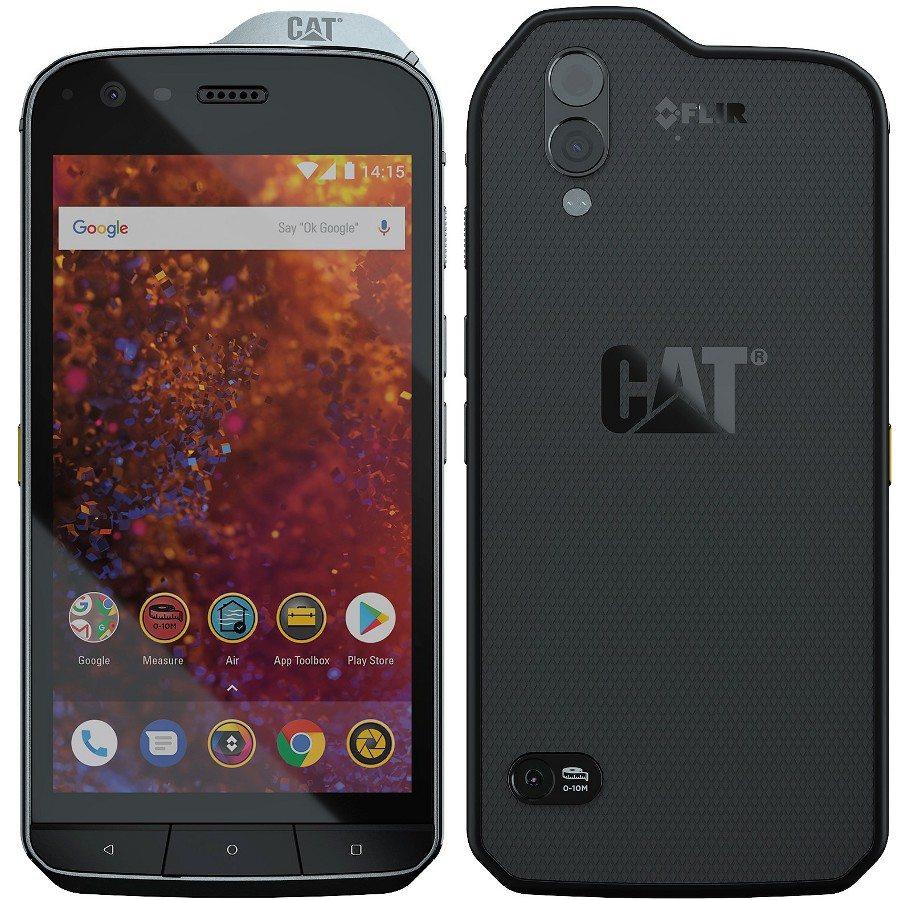 Conoce el CAT S61, el Smartphone para los rudos