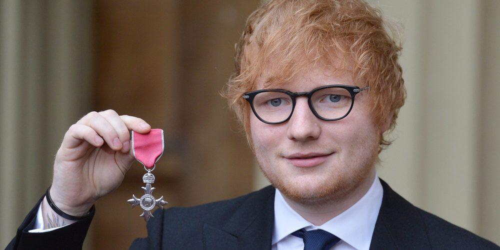 Ed Sheeran el campeón indiscutible de los discos