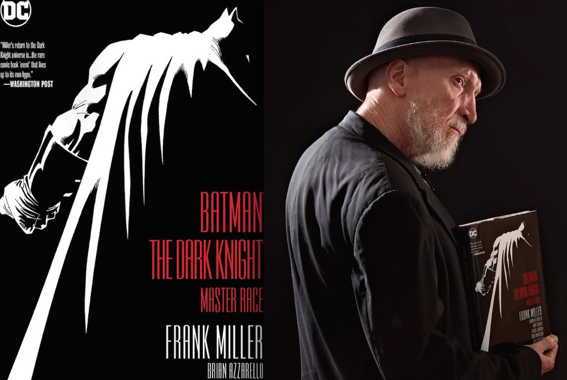 La leyenda de los comics, Frank Miller, vendrá a México