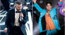 Headbang Homenaje a Prince, la salvada de Justin Timberlake en el medio tiempo del Super Bowl