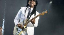 Headbang El maestro del funk, Nile Rodgers, llegará a la CDMX