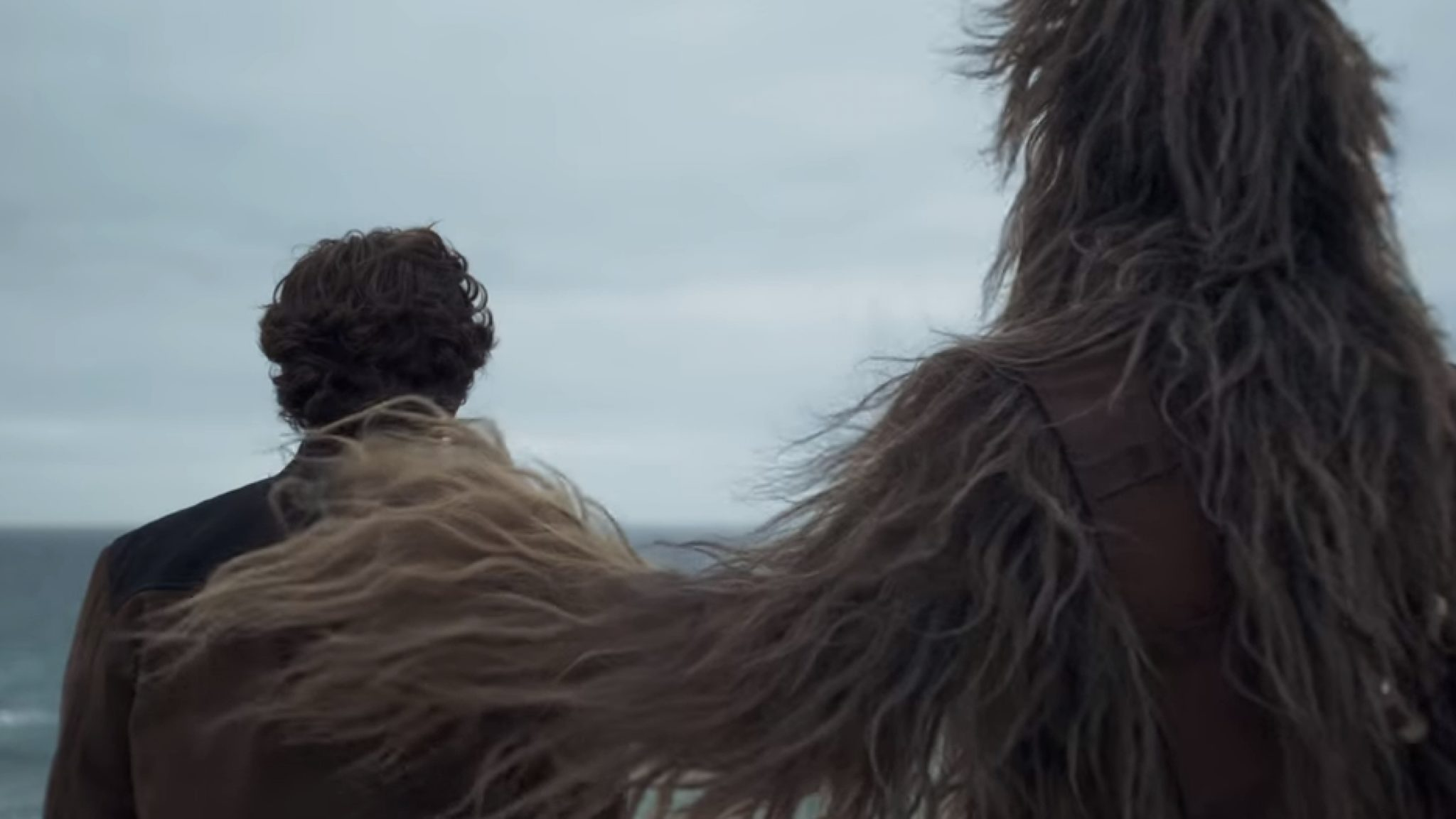 Desde una galaxia muy lejana llaga Han Solo, aquí el tráiler