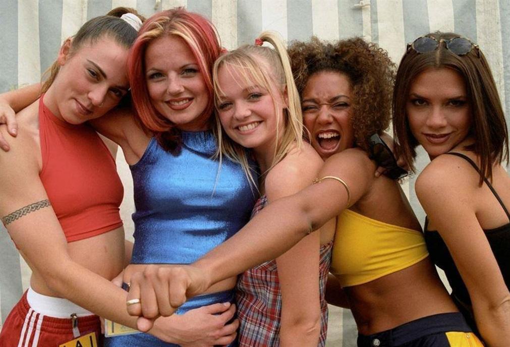 Las Spice Girls si se reúnen, pero descartan gira