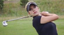 Headbang Paige Spiranac, la golfista más sexy del mundo