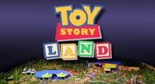 Headbang Disney estrena parque temático de Toy Story