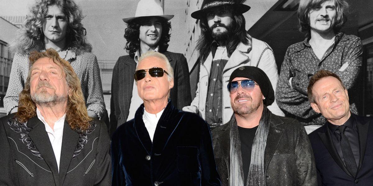 Reunión de Led Zeppelin, asegura Robert Plant