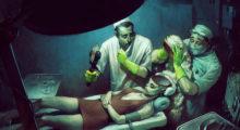 Headbang La obra de este artista ruso te inquietará