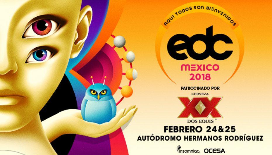 Estos son los cinco DJs que no te puedes perder en el EDC 2018