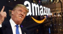 Headbang Trump declara la guerra a Amazon y se pondrá intensa