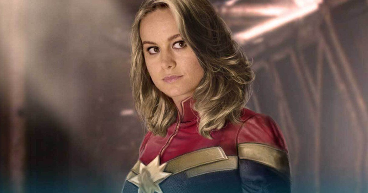 Captain Marvel comienza oficialmente filmación