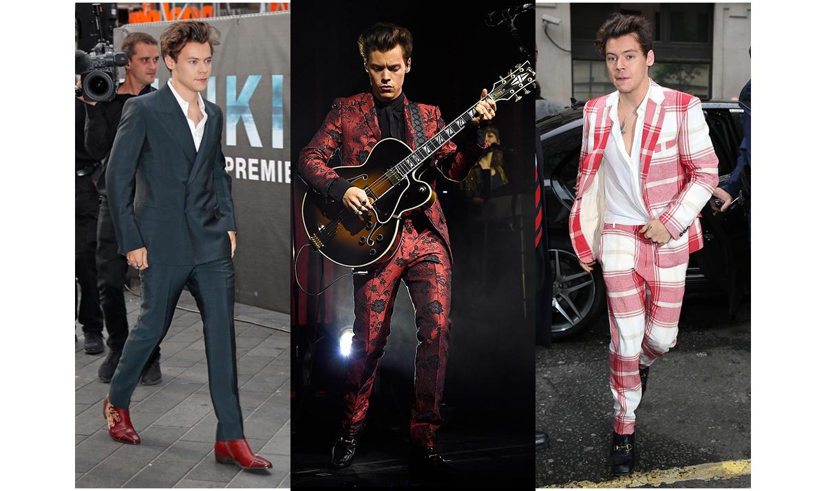 Harry Styles es la nueva imagen de esta súper marca de ropa