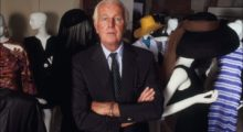 Headbang Adiós al diseñador de la realeza, Hubert de Givenchy
