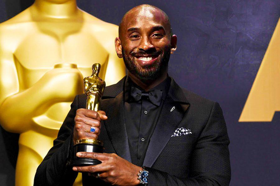 Kobe Bryant, el único deportista ganador de un premio Oscar