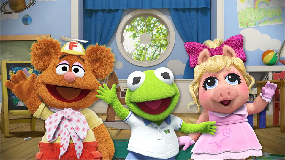 Nostalgia vienes con todo… ¡Tenemos el regreso de los Muppets Babies a la TV!