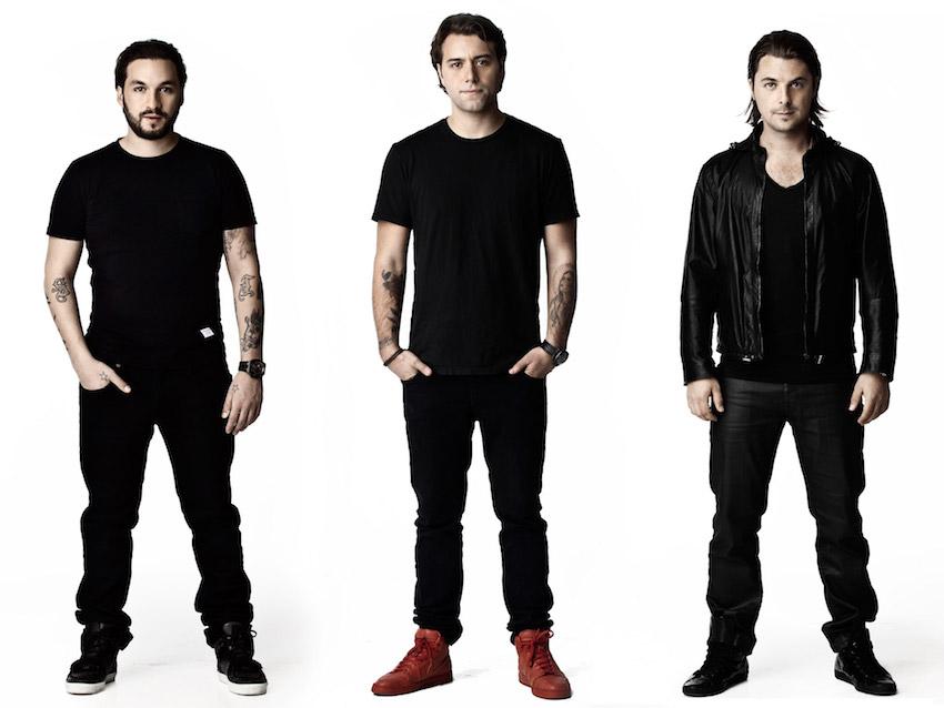 ¡El mejor power trío de DJs del mundo, Swedish House Mafia está de regreso!