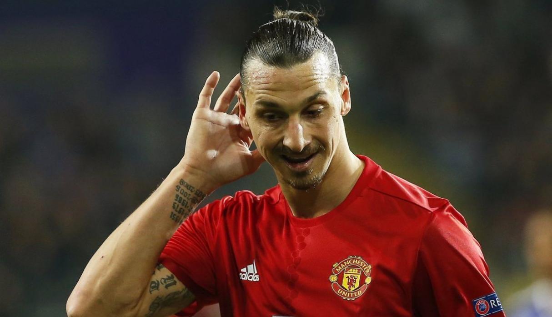Ibrahimovic le dirá adiós al Manchester United